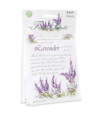 3 Pack Lavender Sachet