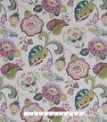 Home Essentials Lightweight Decor Fabric 45\u0027\u0027-Arietty Panorama Lilac