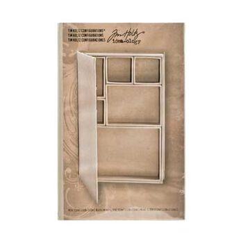 "Mini Configurations Book 9""x6"""