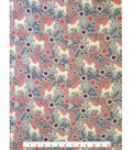 Doodles Juvenile Apparel Fabric 57\u0027\u0027-Lilac & Unicorn