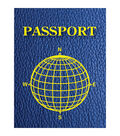 Ashley Productions Blank Passports, 12 Per Pack, 3 Packs