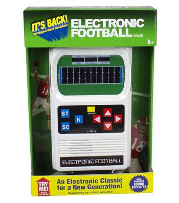 Retro Electronic Football Game