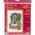 RIOLIS 8.25\u0027\u0027x11.75\u0027\u0027 Counted Cross Stitch Kit-Morning in the Country