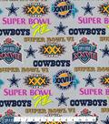 Dallas Cowboys Cotton Fabric -Champion Legacy