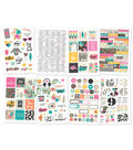 Simple Stories Good Vibes 8-sheets 4\u0027\u0027x6\u0027\u0027 Stickers