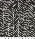 Home Essentials Home Décor Fabric- Decatur Onyx
