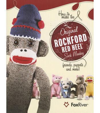 How to Make the Original Rockford Red Heel Sock Monkey Book