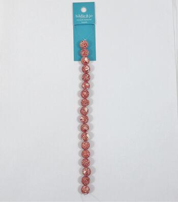 hildie & jo 7'' Strung Beads-Red