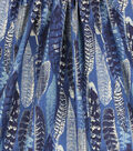 Home Essentials Lightweight Decor Fabric 45\u0027\u0027-Pacific Feathers