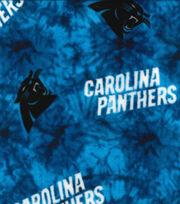 ... Carolina Panthers Fleece Fabric -Tie Dye fbc1b6d3a