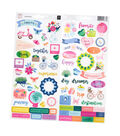 Paige Evans Horizon Cardstock Stickers 2pk-Accents & Phrases