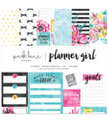 Park Lane 12\u0022x12\u0022 Paper Pad-Planner Girl