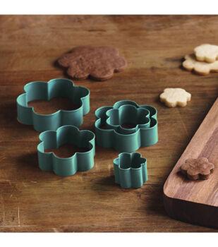 Trudeau 5 pk Flower Cookie Cutters