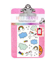 American Crafts Hello Dreamer Clipboard, , hi-res