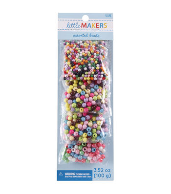 Little Maker's Small Round Beads-Multi