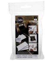 "Tim Holtz Adhesive Foam Sheets 2.5""X4.75"" 6/Pkg-3 White & 3 Black, , hi-res"