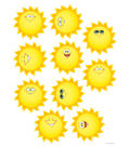 Happy Suns Accents 30/pk, Set Of 6 Packs