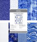 It\u0027s Sew Simple Handmade Holiday Christmas Starry Night Quilt Kit