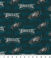 Philadelphia Eagles Sweater Fleece Fabric, , hi-res