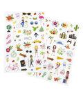 Jen Hadfield Tiny Stickers-Chasing Adventures
