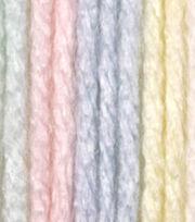 Caron Jumbo 3/4 lb. Yarn-Baby Rainbow, , hi-res