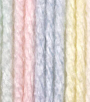 Caron 12 oz. Jumbo Print Yarn-Baby Rainbow, , hi-res