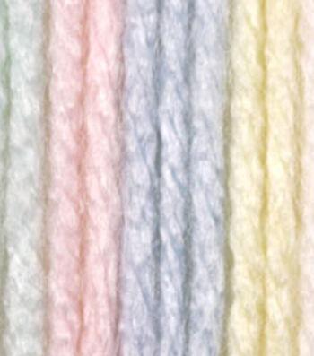 Caron Jumbo 3/4 lb. Yarn-Baby Rainbow