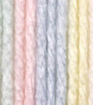 Caron 12 oz. Jumbo Print Yarn-Baby Rainbow
