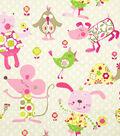 Home Decor 8\u0022x8\u0022 Fabric Swatch-Eaton Square Elephant Walk  Peppermint