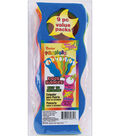 Darice Foam Door Hangers 9/Pkg-Wavy Assorted Colors
