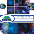 Reminisce Collection Kit 12\u0022X12\u0022-Outer Space
