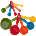 Measuring Set 10 pcs-Cups & Spoons