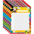 Mickey Mouse Clubhouse Incentive Chart Poster, 6 Per Pack