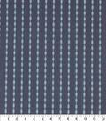 Richloom Multi-Purpose Décor Fabric-Newderry Navy