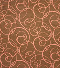 Barrow Multi-Purpose Decor Fabric 59\u0022-Confection