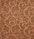 Home Decor 8\u0022x8\u0022 Fabric Swatch-Upholstery  Barrow M8709-5536 Confection