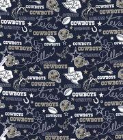 Dallas Cowboys Cotton Fabric-Hometown, , hi-res