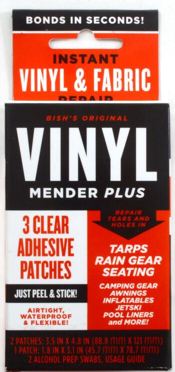 Vinyl Mender Tear Mender