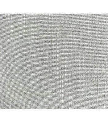 Amaretto Linen Fabric 59''-Gray Solid