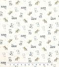Doodles Juvenile Apparel Fabric -Little Dogs
