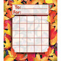 North Star Teacher Resource Fall Leaves Mini Incentive Chart, 36/Pack