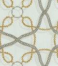 Home Decor 8\u0022x8\u0022 Fabric Swatch-Waverly Chain Reaction Shimmer