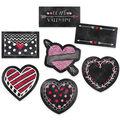 Creative Teaching Press Chalk Hearts 6\u0022, 42 Per Pack, 3 Packs