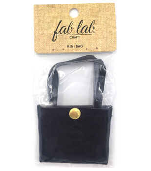 Fab Lab Craft Mini Doll Bag