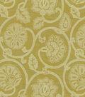 Home Decor 8\u0022x8\u0022 Fabric Swatch-Waverly Siam Scroll Hay