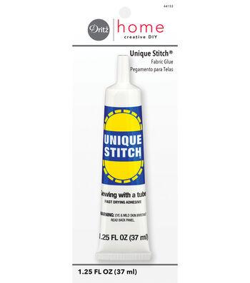 Dritz Home Unique Stitch Fabric Glue