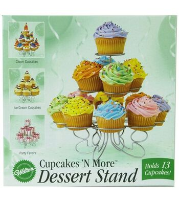 Wilton® Cupcakes 'N More Dessert Stand-Small