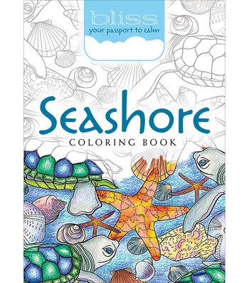 Dover Publications-Bliss Coloring: Seashore