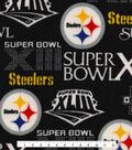 Pittsburgh Steelers Champion Legacy Fleece Fabric