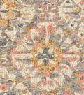 Waverly Upholstery Fabric 13x13\u0022 Swatch-Craft Culture Blush